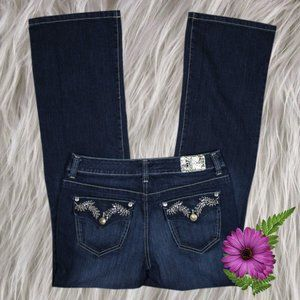 NWOT Style & Co Tummy Control Bootcut Jeans Sz 10